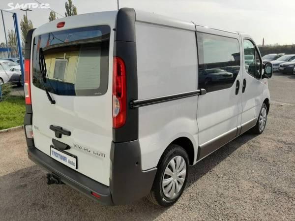 Opel Vivaro 2.0 CDTi 84 kW TROTINA Auto - autobazar