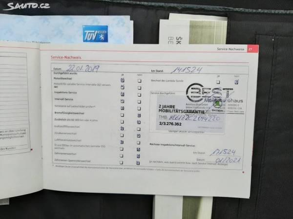 Škoda Octavia 2.0 TDi CR TROTINA Auto - autobazar