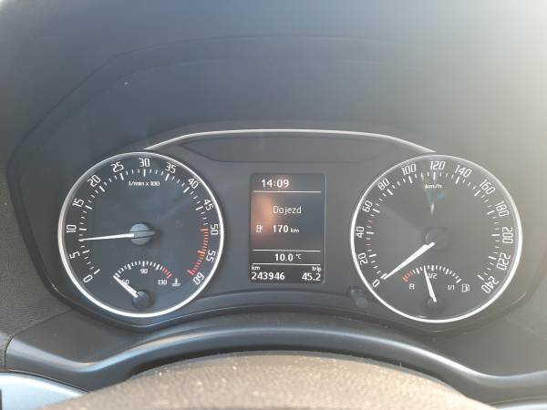 Škoda Octavia 2.0TDi Ambiente TROTINA Auto - autobazar