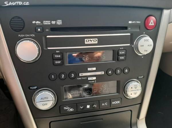 Subaru Legacy 2.0 D 4x4 TROTINA Auto - autobazar