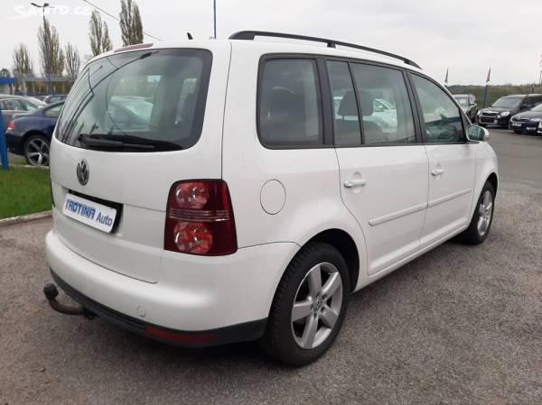 Volkswagen Touran 1.4TSi TROTINA Auto - autobazar