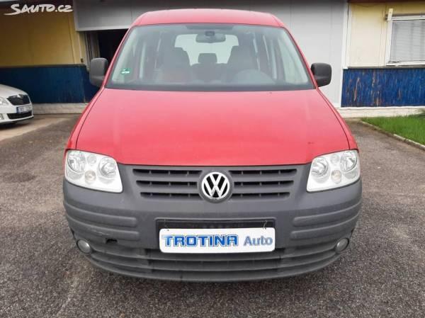 Volkswagen Caddy Life 1.4 MPi TROTINA Auto - autobazar