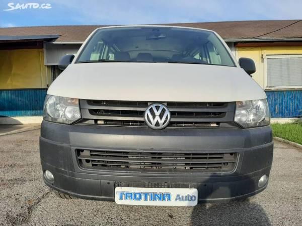 Volkswagen Transporter 2.0 TDi DSG TROTINA Auto - autobazar