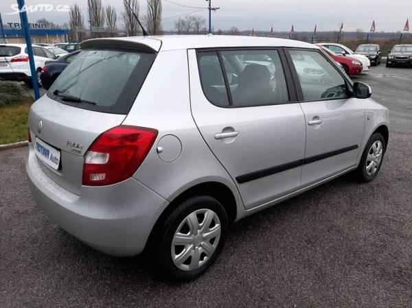 Škoda Fabia 1.2 Ambiente TROTINA Auto - autobazar