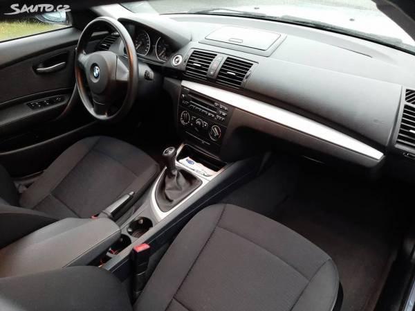BMW Řada 1 118d 105kW TROTINA Auto - autobazar