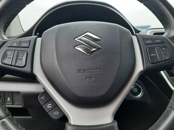 Suzuki SX4 S-Cross 1.6DDiS TROTINA Auto - autobazar
