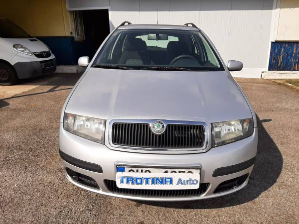 Škoda Fabia 1.2 TROTINA Auto - autobazar