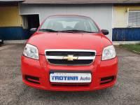 Chevrolet Aveo 1.2 NOVÁ STK TROTINA auto