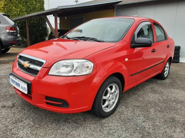 Chevrolet Aveo 1.2 NOVÁ STK TROTINA Auto - autobazar