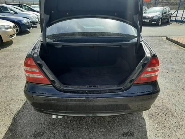 Mercedes-Benz Třídy C C200 K TROTINA Auto - autobazar