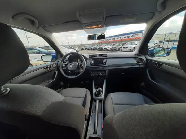 Škoda Fabia 1.0MPi 716km TROTINA Auto - autobazar