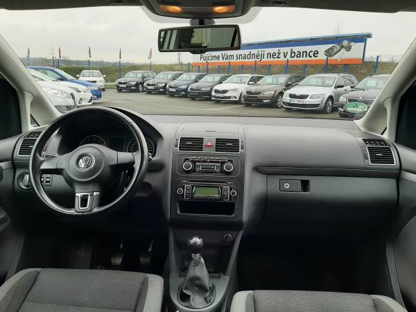 Volkswagen Touran 1.4 TSi ComfortLine TROTINA Auto - autobazar