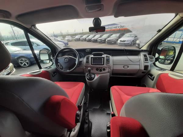 Opel Vivaro 2.5 CDTi Life Westfalia TROTINA Auto - autobazar
