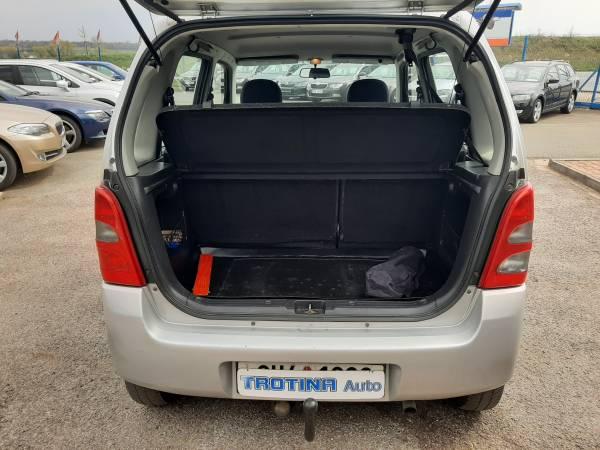 Suzuki Wagon R 1.3 ČR 1. majitel TROTINA Auto - autobazar