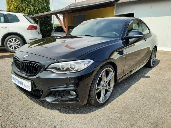 BMW Řada 2 218D M-PAKET TROTINA Auto - autobazar