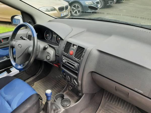 Hyundai Getz 1.1 TROTINA Auto - autobazar