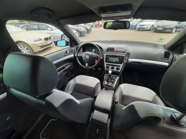 Škoda Octavia 2.0 TDi RS TROTINA Auto - autobazar