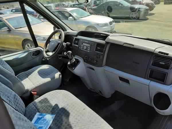 Ford Transit 2.2 TDCi 9míst TROTINA Auto - autobazar