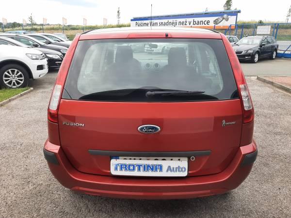 Ford Fusion 1.25 1. majitel TROTINA Auto - autobazar