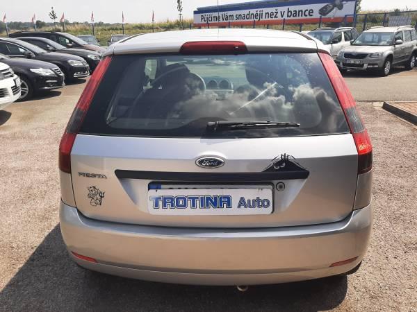 Ford Fiesta 1.3 TROTINA Auto - autobazar