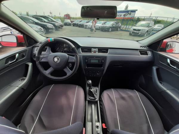 Škoda Rapid 1.2 TSi TROTINA Auto - autobazar