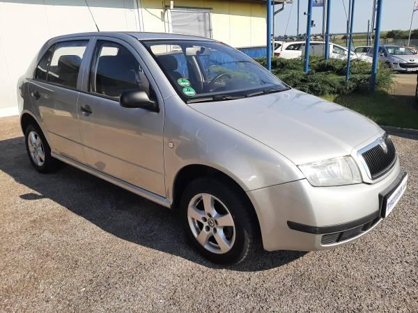 Škoda Fabia 1.4 MPi TROTINA Auto - autobazar