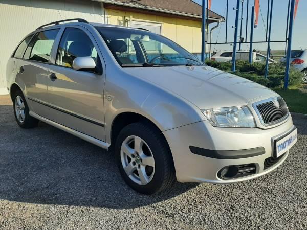 Škoda Fabia 1.9 TDi TROTINA Auto - autobazar
