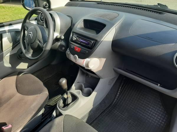 Citroën C1 1.0 TROTINA Auto - autobazar