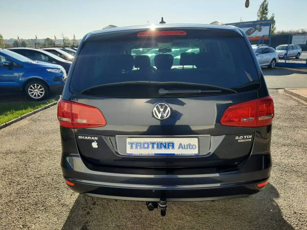 Volkswagen Sharan 2.0 TDi  TROTINA Auto - autobazar