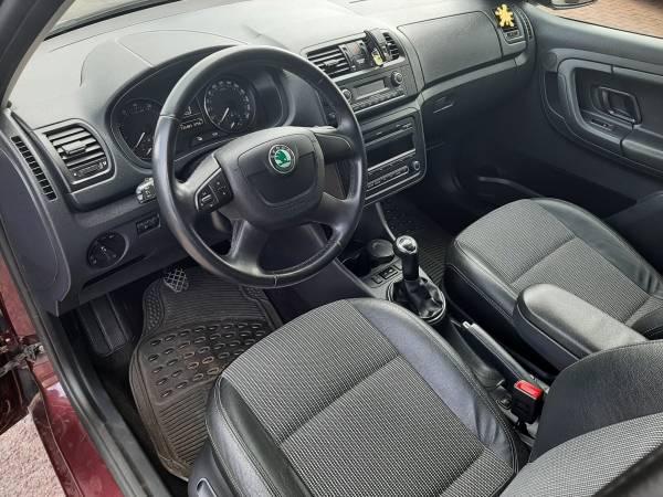 Škoda Fabia 1.2 TSi Elegance TROTINA Auto - autobazar