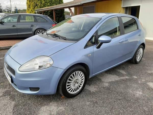 Fiat Grande Punto 1.2 TROTINA Auto - autobazar