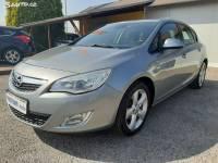 Opel Astra 1.6 1. majitel ČR TROTINA auto