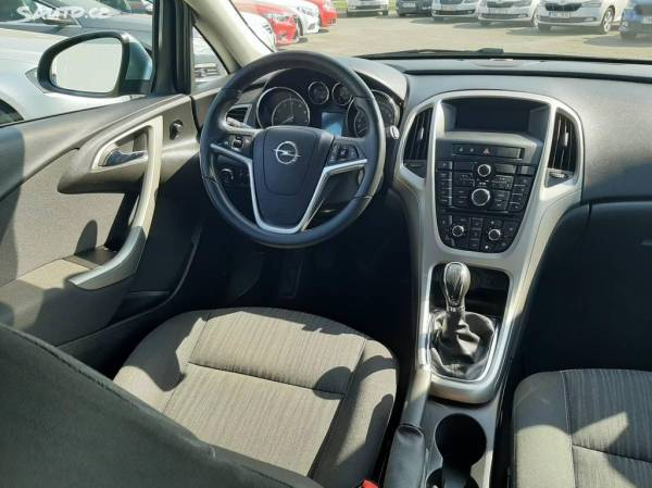 Opel Astra 1.6 1. majitel ČR TROTINA Auto - autobazar