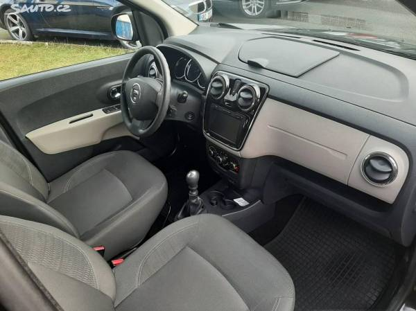 Dacia Lodgy 1.5 DCi TROTINA Auto - autobazar