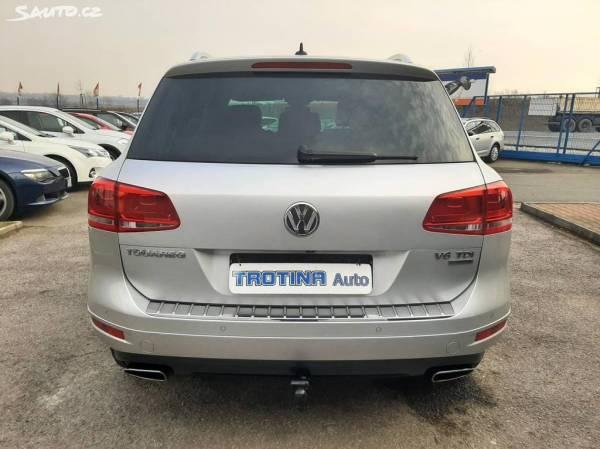 Volkswagen Touareg 3.0TDi TROTINA Auto - autobazar