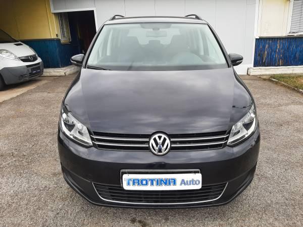 Volkswagen Touran 2.0TDi TROTINA Auto - autobazar