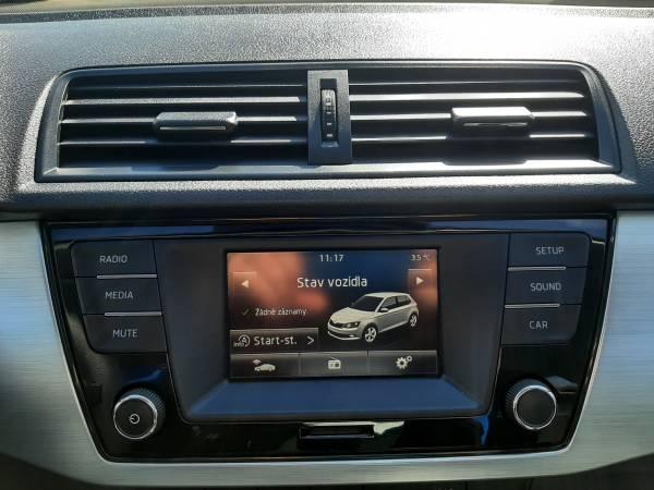 Škoda Fabia 1.0 MPi TROTINA Auto - autobazar