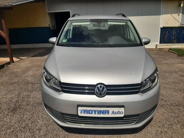 Volkswagen Touran 1.2 TSi TROTINA Auto - autobazar