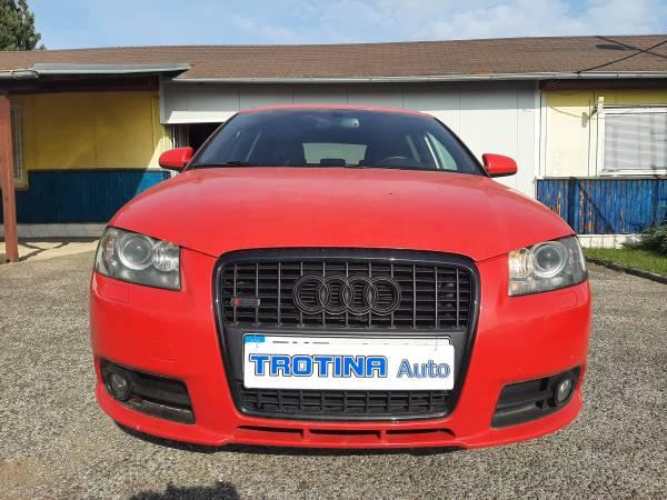 Audi A3 2.0 TDi Sportback S-Line TROTINA Auto - autobazar
