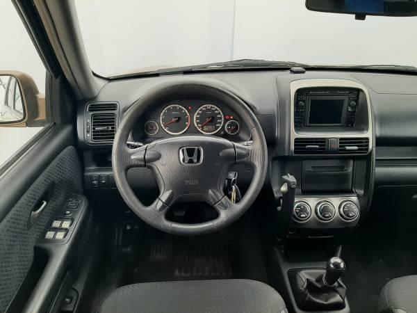 Honda CR-V 2.0i 1.Majitel ČR  TROTINA Auto - autobazar